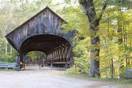 Bethel Village Motel : Artist's Bridge