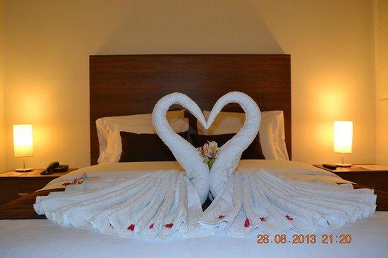 Hotel Briliá: Habitación Matrimonial
