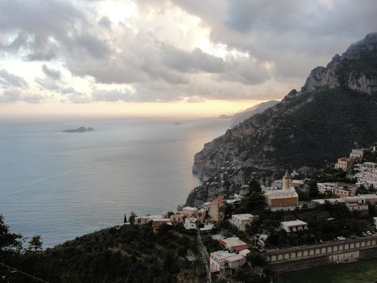 B&B Mamma Rosa Positano: cant get enough of this view