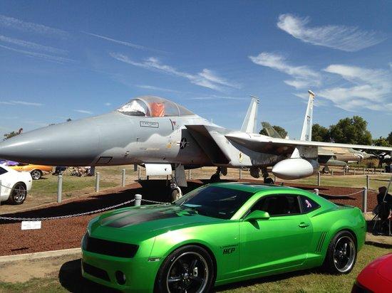 Castle Air Museum: F-15 Eagle