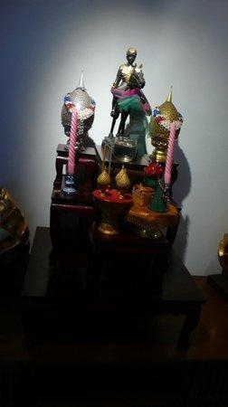 Baan Pa Ploy: 大廳