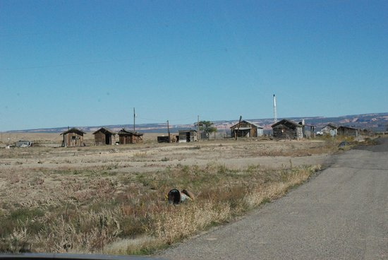 Castle Valley: Cisco ghost town