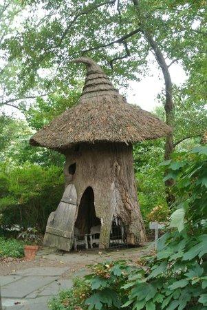 Winterthur Museum, Garden & Library: Tiny Hut in the Enchanted Garden