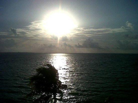 All Ritmo Cancun Resort & Waterpark: la vista desde el balcon de la habitacion
