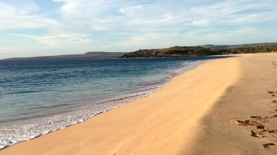 Papohaku Beach: 3 Miles of sand & sun in th park