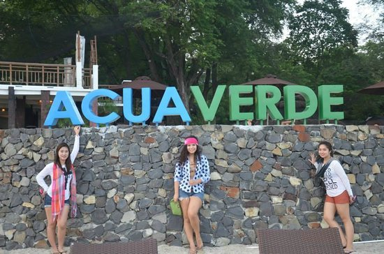 Acuaverde Beach Resort & Hotel: This is awesome! :)