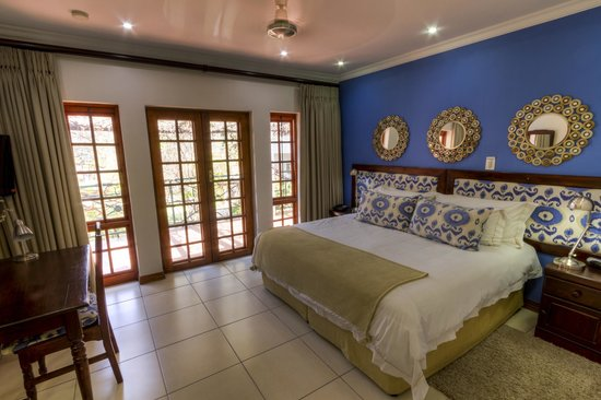 Rivonia Bed & Breakfast: Standard Double Room en-suite