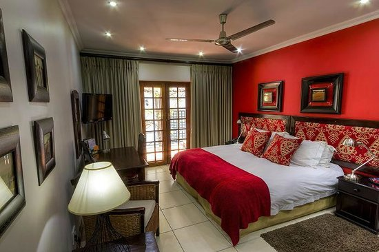 Rivonia Bed & Breakfast: Luxury Room en-suite
