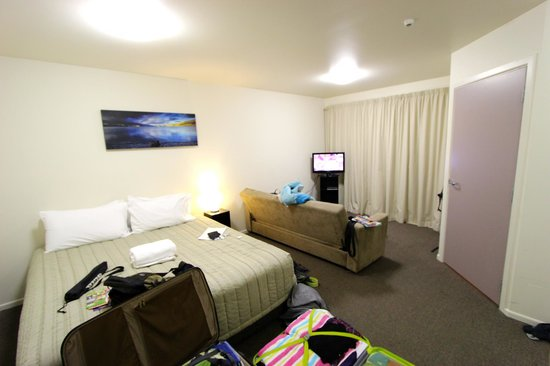 Shotover Lodge : Our Room