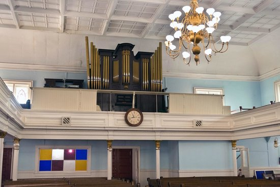 Day Clean Journeys: First African Baptist Church