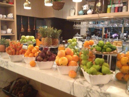 Fresh Juice Bar Picture Of Spring Brisbane Tripadvisor