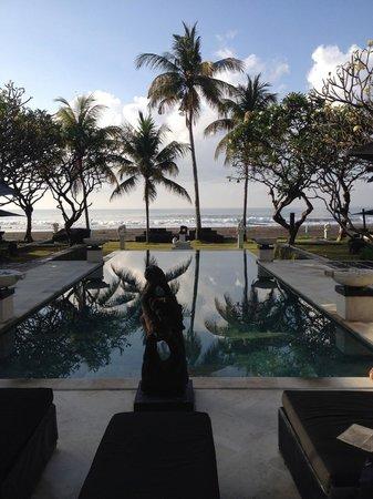 Villa Ylang Ylang: Morning