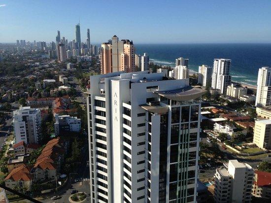 The Wave Resort: Amazing balcony views