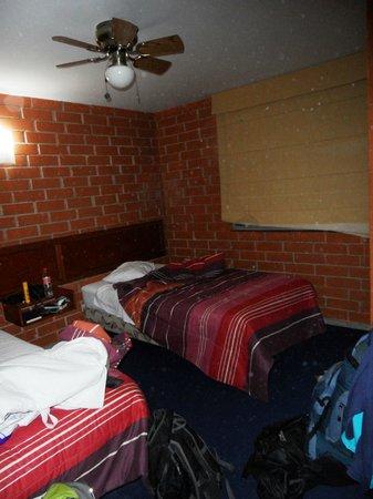 Hotel Esperanza: Hotel room