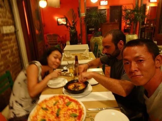 Il Forno Siem Reap: finally!!