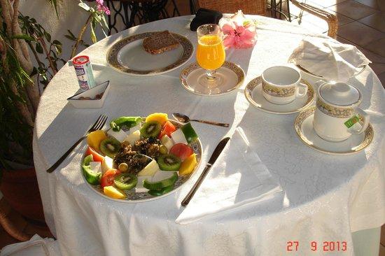 Hotel Finca Arminda: Frühstück 1
