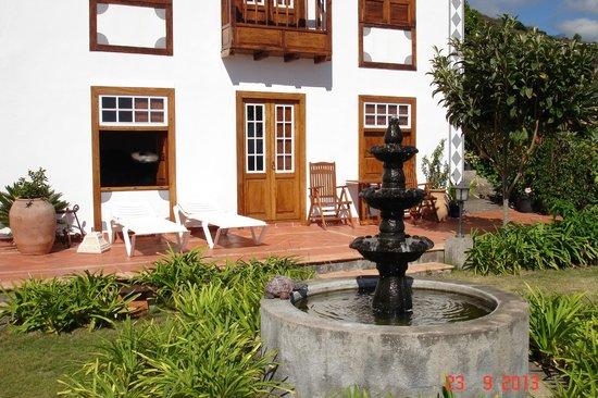 Hotel Finca Arminda: Blick auf 's Zimmer