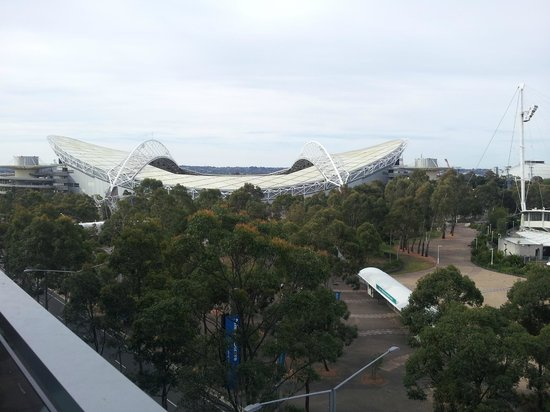 Quest at Sydney Olympic Park: View