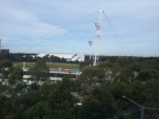 Quest at Sydney Olympic Park : View