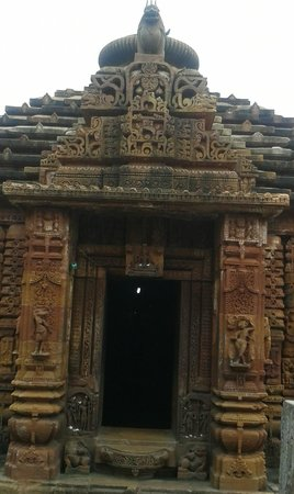 Mukteswara Temple: Entrance of the Temple