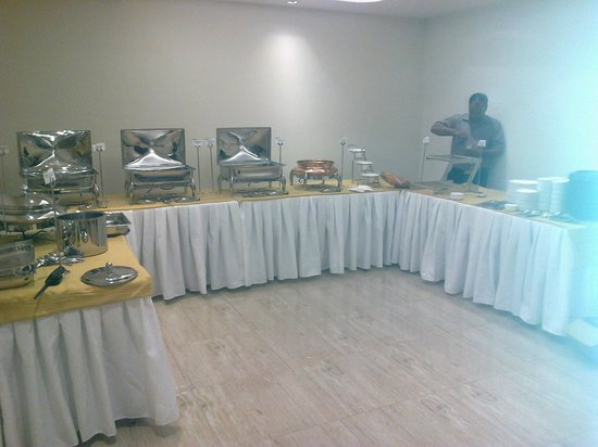 The Allure - A Boutique Hotel: Conference Cum Banquet Hall