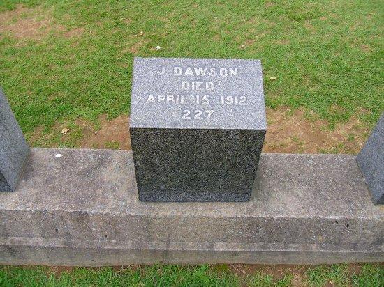 Halifax Titanic Historical Tours: Fairview Lawn (Titanic) Cemetery