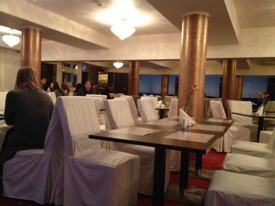 Old City Boutique Hotel : Restaurant & Frühstücksraum