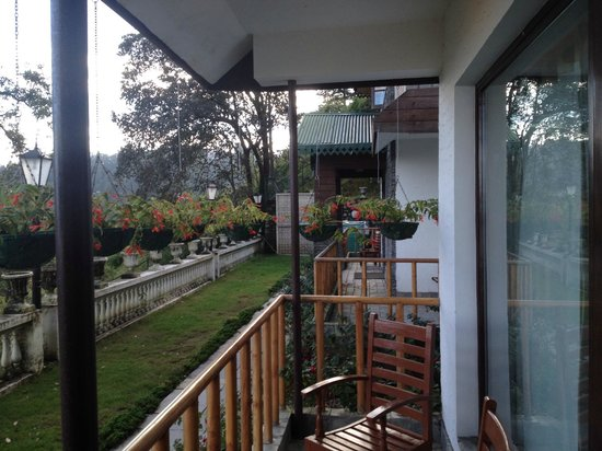 The Amber - Vermont Estate : GArden View