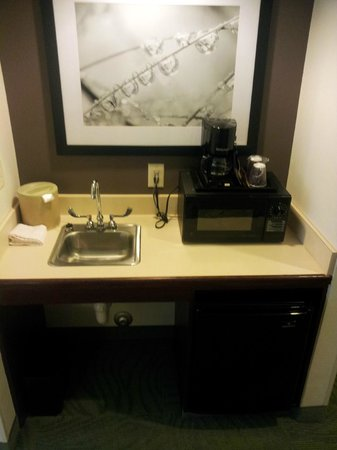 SpringHill Suites Raleigh-Durham Airport/Research Triangle Park: Amenities