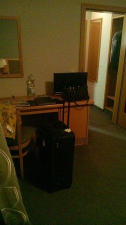 Hotel Prinz: room