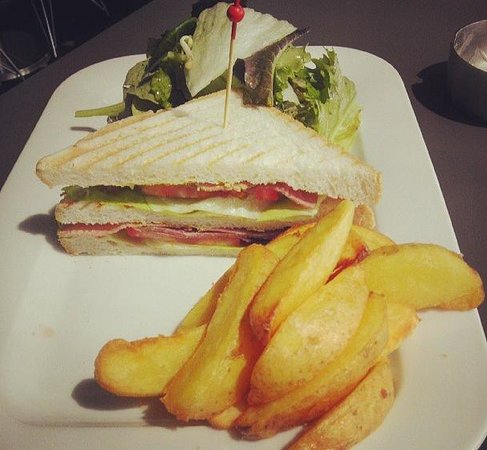 Istanbul Modern: сэндвич