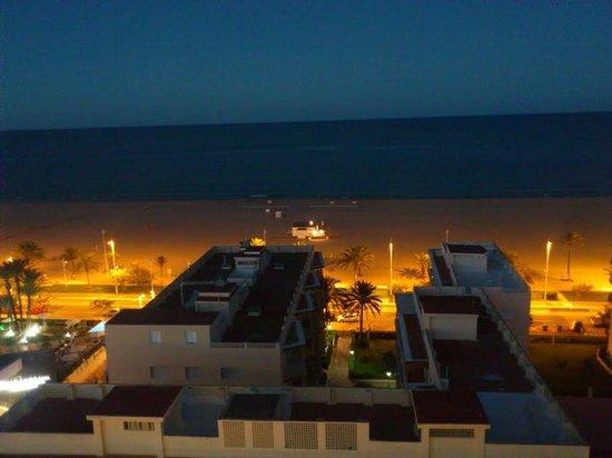 Hotel RH Gijon: vista desde el hotel