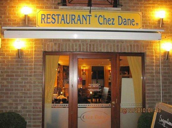 Herstal, Belgique : Friterie EN-BOIS, CHEZ DANE