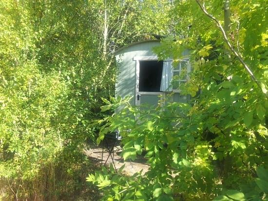 Kingthorpe Manor Farm: The Shepherds Hut