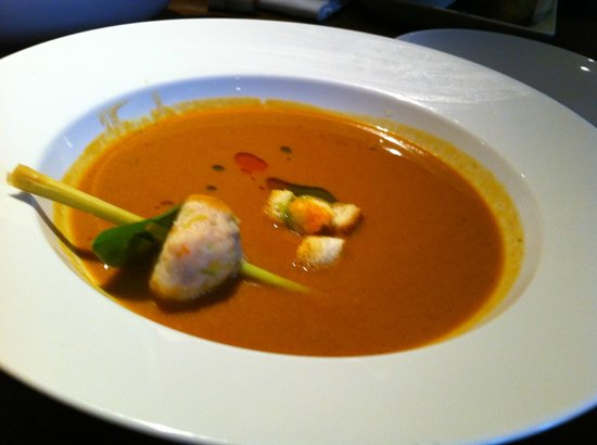 Arthur's Bar and Grill: Lobster Bisque