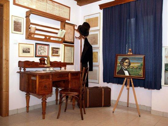 Ghega Museum: Büro von Carl Ritter von Ghega