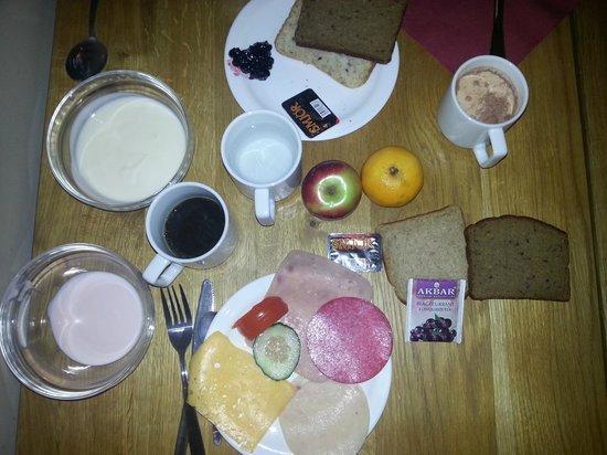 Scandinavian: Petit dej