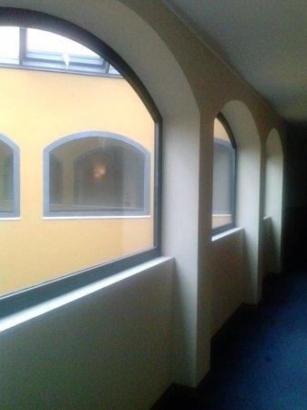 Hotel San Rocco: Un interno.