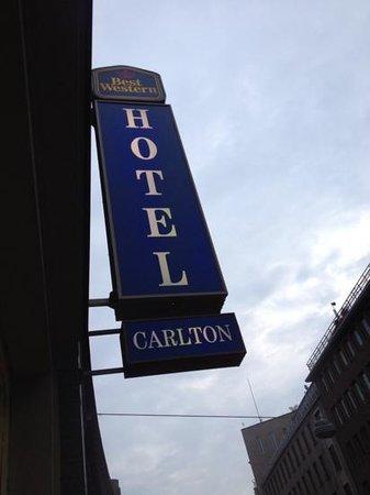 Best Western Hotel Carlton Helsinki