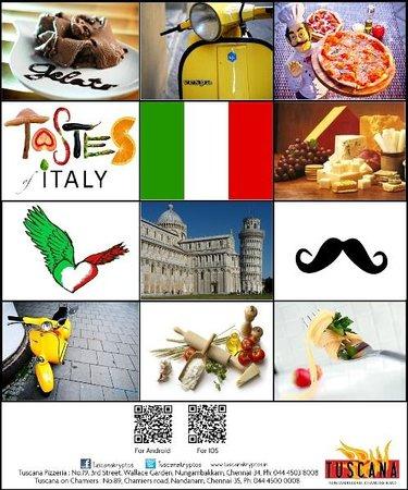 Tuscana Pizzeria : Generic