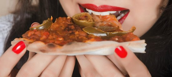 Tuscana Pizzeria : Sizzling Red Hot Spicy pizza