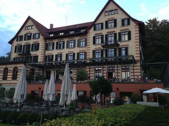 Sorell Hotel Zürichberg: From the outside