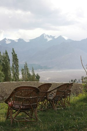 Ladakh Sarai: Best place to relax