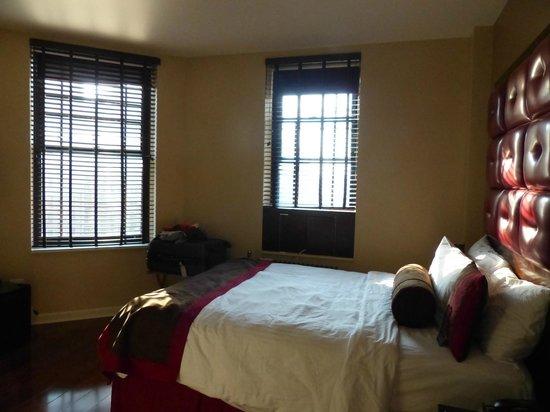 Hotel Belleclaire: chambre 822