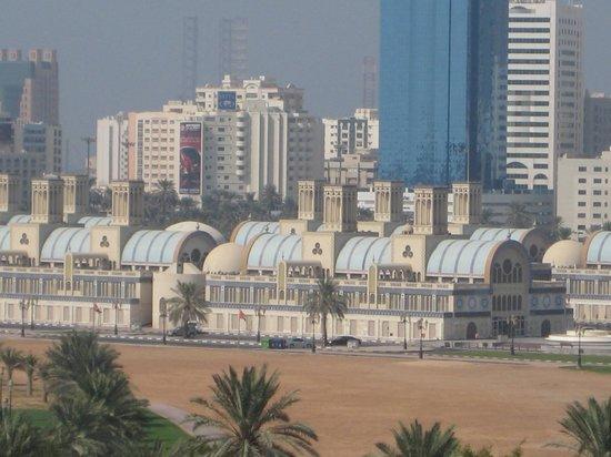 Sharjah, Emirados Árabes: Blue Souk