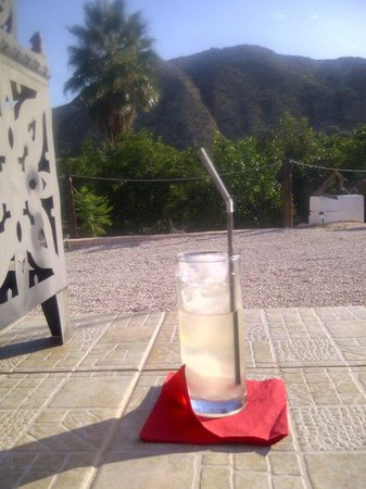 "La Joya del Valle de Ricote: Gin and tonic in the ""Joya"""
