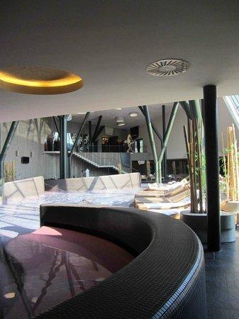 Hotel Sotelia: piscine thermale