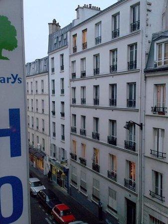 Hotel Amarys Simart : Vista desde la habitación