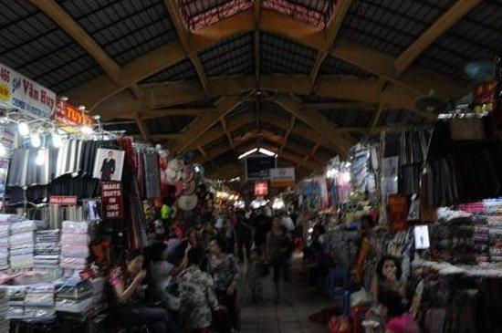 Ben Thanh Market: ベンタイン市場