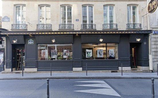 Cafe Des Inities Paris